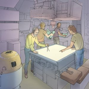 Musée du sous-marin Flore